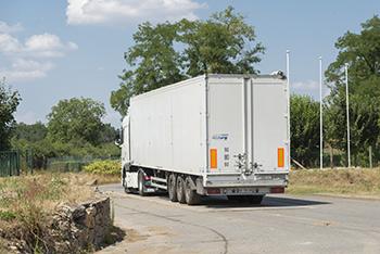 livraison et déchargement ICPE